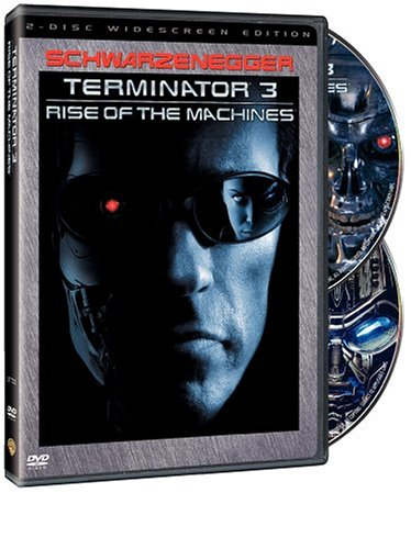 Cover art for  Terminator 3: Rise of the Machines (Two-Disc Widescreen Edition)