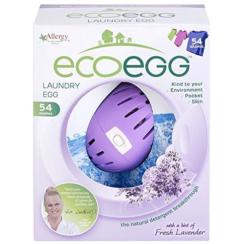 EcoEgg Laundry Egg Lavender (Alternative To Washing Powder) 54 Washes