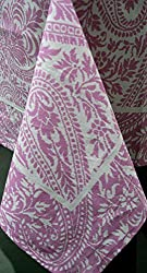 Basilia Table Cover (150*210 Cms) (60*84 Inches)