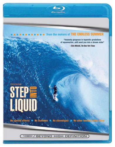 Step Into Liquid [Blu-ray]