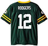 NFL Green Bay Packers Youth Team Replica Jersey (Age 4-18)