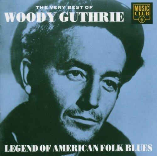 Very Best of Woody Guthrie artwork