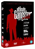 The Ultimate Gangsters: American Gangster / Carlito's Way / Casino / Public Enemies / Scarface (5 Disc Boxset) [DVD]