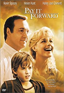 "Cover of ""Pay it Forward"""