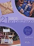 echange, troc Susan Briscoe - 21 sacs en patchwork