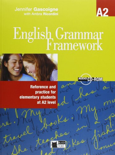 ENGL.GRAM.FRAMEWORK A2+CD