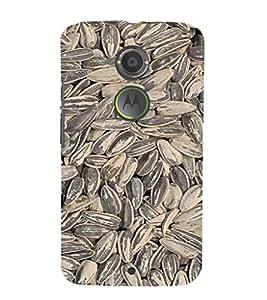 EPICCASE Sandy Pebbles Mobile Back Case Cover For Moto X 2nd Gen (Designer Case)