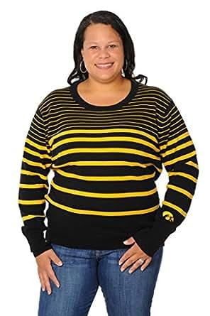 Ug apparel women 39 s plus size university of iowa hawkeyes for University of iowa shirts