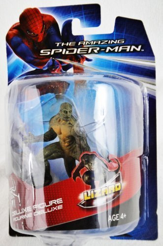 The Amazing Spider-Man Lizard Deluxe Figure - 1