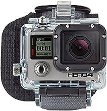 Comprar GoPro HERO3 Wrist Housing - Muñequera para videocámaras GoPro, negro