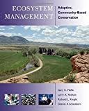 img - for Ecosystem Management: Adaptive, Community-based Conservation by Gary K. Meffe (2002-10-01) book / textbook / text book