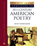 img - for The Facts on File Companion to 20th-Century American Poetry (Facts on File Library of American Literature) book / textbook / text book