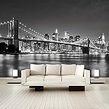 FOTOTAPETE 'I Love New York 105' 366cm x 254cm Manhattan