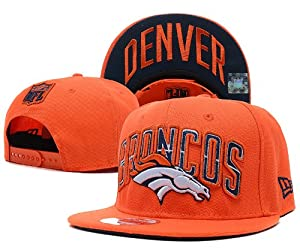 NFL Denver Broncos 2013 Draft 9Fifty Snapback Cap Hat by New Era