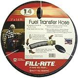 "Fill-Rite  FRH10020 1"" x 20' Retail Hose"