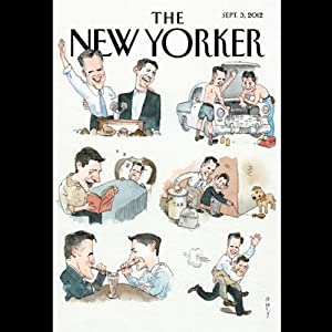 The New Yorker, September 3rd 2012 (Sarah Stillman, Tad Friend, Philip Gourevitch) | [Sarah Stillman, Tad Friend, Philip Gourevitch]