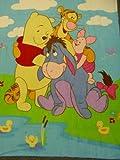 Disney Winnie The Pooh Blanket - Fleece Blanket