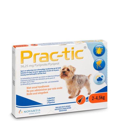 Bild von: Prac-tic XS 2-4 5 kg 3 Pipetten