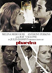 Phaedra [DVD] [1962] [Region 1] [US Import] [NTSC]