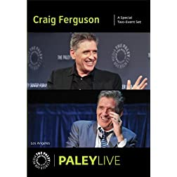 Craig Ferguson: Live at the Paley Center: A Special Two-Event Set
