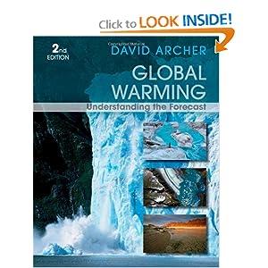 Understanding the Forecast - David Archer
