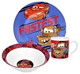 Disney Pixar Cars 3-Piece Dinnerware Set