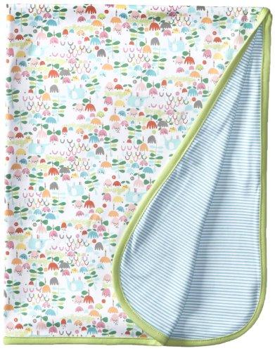 Zutano Baby Girls' Elephantasia Blanket - 1