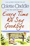 img - for Every Time We Say Goodbye book / textbook / text book
