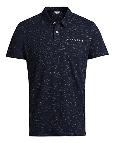 Jack & Jones -  Polo  - Maniche corte  - Uomo Blanc Small