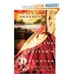 The Traitor's Daughter by Paula Brandon