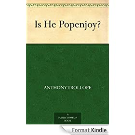 Is He Popenjoy? (English Edition)