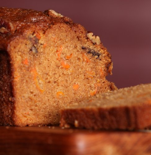 Carrot Bread - Medium