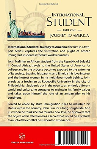 International Student (Part One): Journey to America