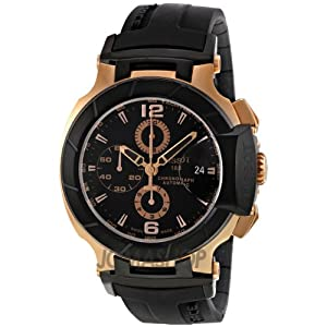 Tissot T-Race Chrono Black Dial Men's watch #T048.427.27.057.01