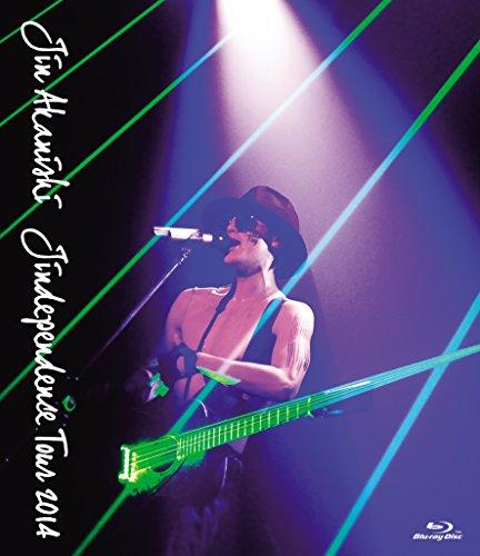 "JIN AKANISHI ""JINDEPENDENCE"" TOUR(BRD) [Blu-ray]"