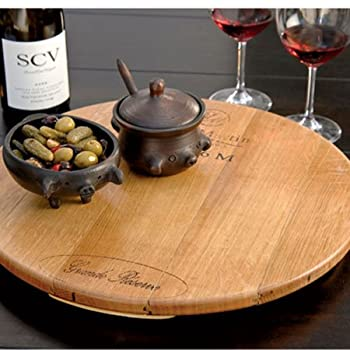 Set A Shopping Price Drop Alert For Petite Barrelhead Lazy Susan | BC-15, #2851