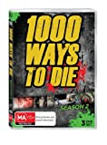 1000 Ways to Die - Season 2 (3 DVDs)