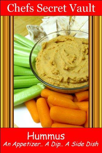 Hummus - An Appetizer, A Dip, A Side Dish
