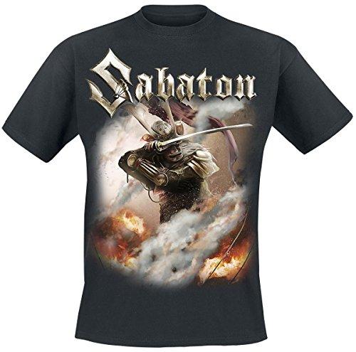Sabaton Shiroyama T-Shirt nero M