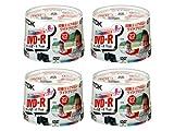 TDK DVD-Rデータ用 8倍速 ホワイトプリンタブル(23mmワイド仕様)200枚入り(50枚スピンドルX4) 日本製 [DVD-R47PWDX50PK]