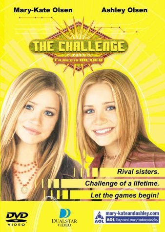 The Challenge [DVD] by Ashley Olsen