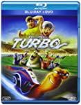 Turbo (Blu-Ray+Dvd)