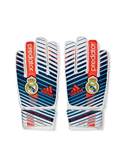 adidas Guantes Portero Predator Iker Casillas Blanco