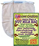 """More than a Nut Milk Bag"" by Rawsome Creations"
