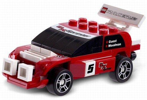 Lego - RX-Sprinter - Racers - Buy Lego - RX-Sprinter - Racers - Purchase Lego - RX-Sprinter - Racers (LEGO, Toys & Games,Categories,Construction Blocks & Models)