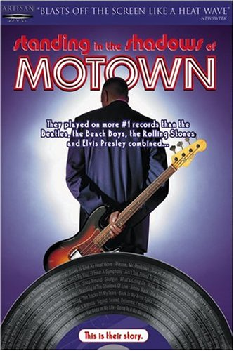 Cover art for  Standing in the Shadows of Motown