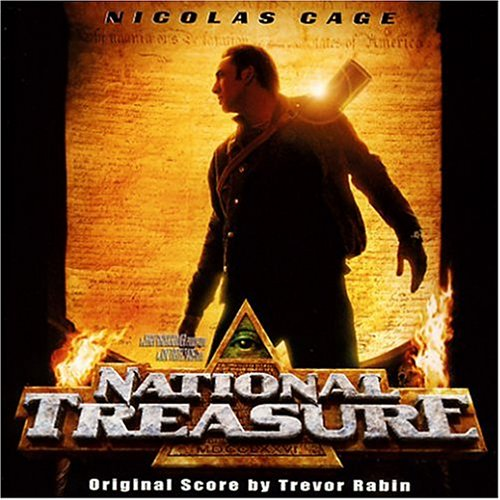 National Treasure Soundtrack- Ben by Trevor Rabin