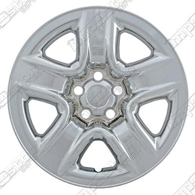 """2006, 2007, 2008, 2009, 2010, 2011, 2012 Toyota RAV4 - 17"""" Chrome Wheel Skins / Hubcaps (Set of 4)"""