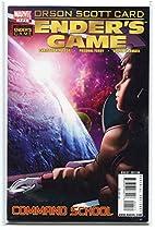 Orson Scott Card Ender's Game #4 Command…