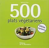 echange, troc Deborah Gray - 500 plats végétariens